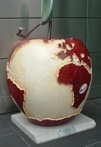 Apples in The Big Apple