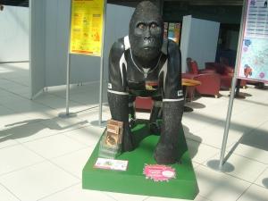Gorilla Gladstone