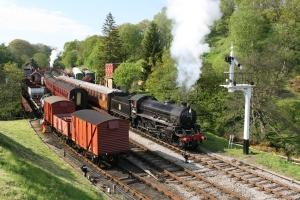 Goatland NYork Moors Railway
