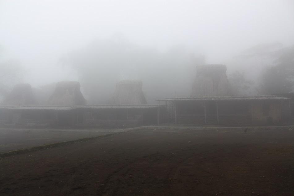 A Village Hidden in the Mist