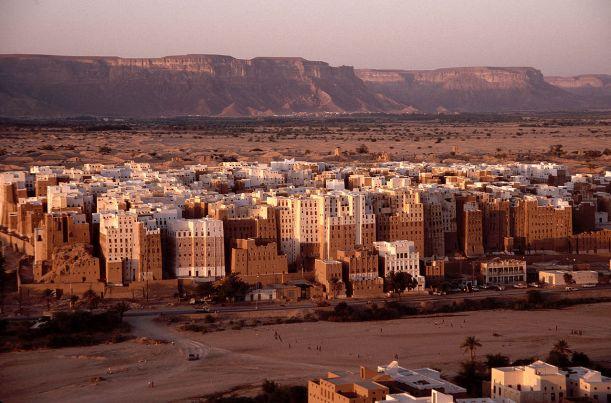 Shim in Yemen, photo by Jialiang Gao
