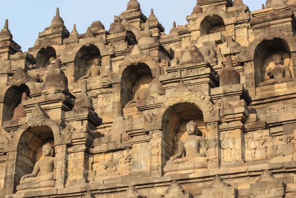 Buddhas of Borobudur