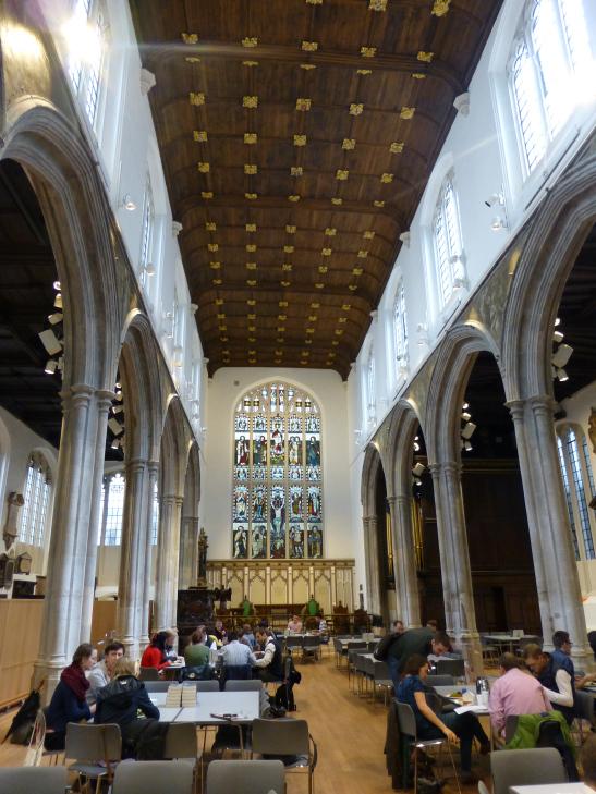 St Andrew interior